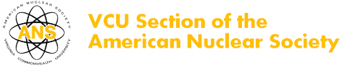 VCU Section of the American Nuclear Society