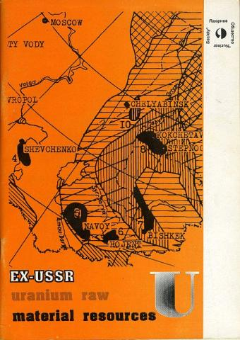Ex-USSR Uranium Raw Material Resources