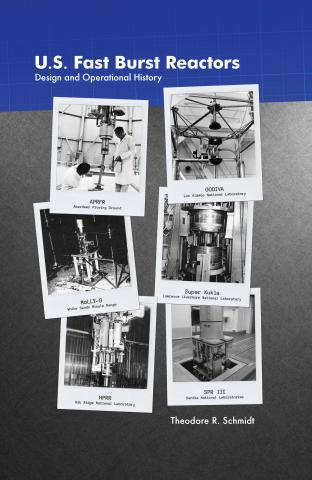 U.S. Fast Burst Reactors: Design and Operational History