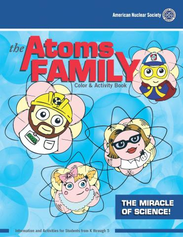 Atoms Family Activity Book
