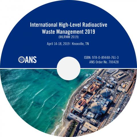 International High-Level Radioactive Waste Management 2019 (IHLRWM 2019)