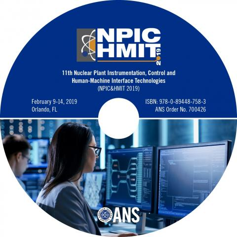 Nuclear Plant Instrumentation, Control, and Human-Machine Interface Technologies (NPIC&HMIT 2019)