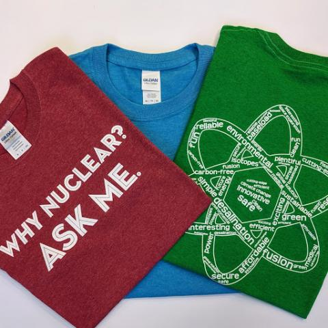 YMG T-Shirt - Why Nuclear? Ask Me.
