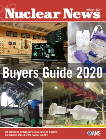 Nuclear News Buyers Guide