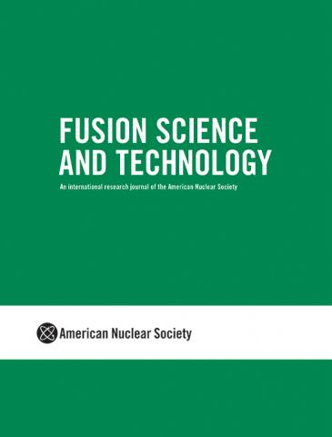 Fusion Science & Technology